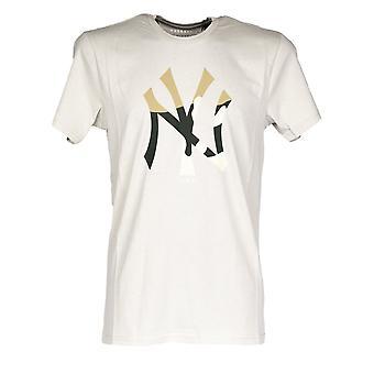 New Era Mlb New York Yankees Camo Logo T-paita