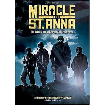 Miracle at st. Anna [DVD] USA import