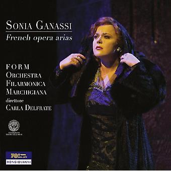 Bizet/Donizetti/Gounod/Thomas/Massenet/Saint-Saens - French Opera Arias [CD] USA import