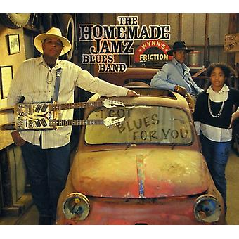 Homemade Jamz Blues Band - I Got Blues for You [CD] USA import