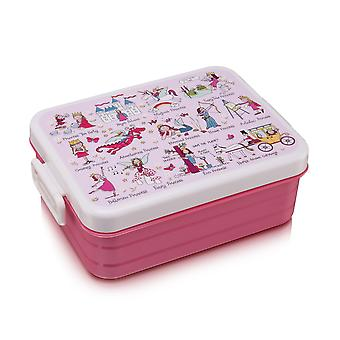 Tyrrell Katz New Princess Print Children's Lunch Box