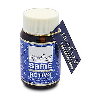 SAMe active 30 vegetable capsules