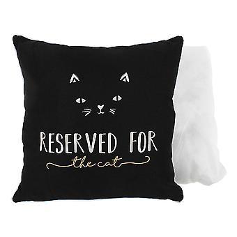 Etwas anderes reserviert für die Katze-Kissen