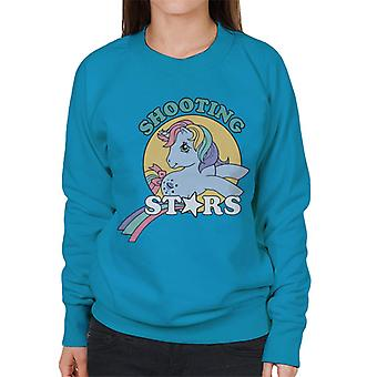 My Little Pony Shooting Stars Women's Sweatshirt