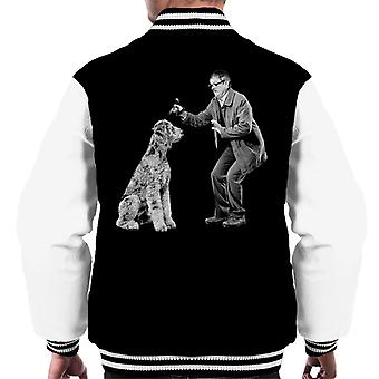 Friday Night Dnner Sit Milson Men's Varsity Jacket