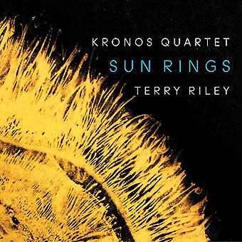 Terry Riley: Sun Rings [CD] USA import