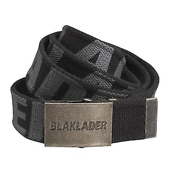 Blaklader branded canvas belt 40330000 - mens