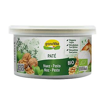 Organic Walnut and Pesto Pate 125 g