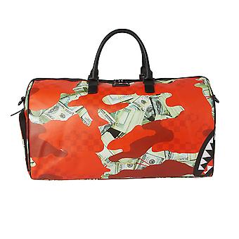 Sprayground Panic Attack Duffle Bag