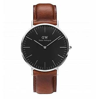 Daniel Wellington DW00100130 Clásico St Mawes 40mm Hombres's Reloj