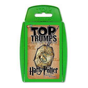 Harry Potter & The Deathly Hallows Part 1 Top Trumps Card Game