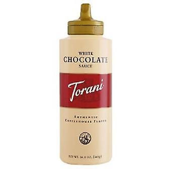 Torani Hvit SjokoladeSaus