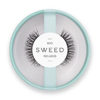 SWEED False Pro Eyelashes - Boo 3D - Easy to Apply Luxurious Fake Lashes