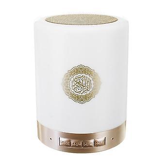 Hot-wireless Bluetooth Quran Speaker With Colorful Led Light - Koran Reciter