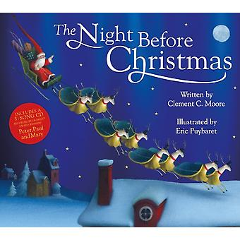 The Night Before Christmas von C. Moore & Clement