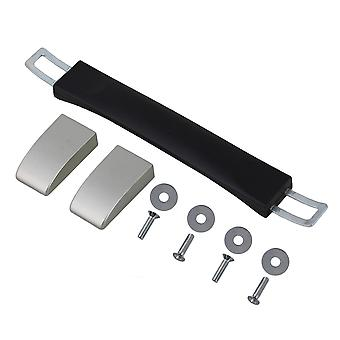 Suitcase Strap Handle with Screws 15.5cm