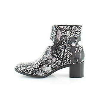 Patricia Nash Marcella Women's Boots Black/Pewter Size 8 M