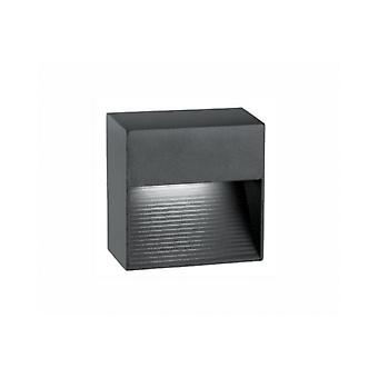 Krypton Surface Outdoor Steplight Led 3w