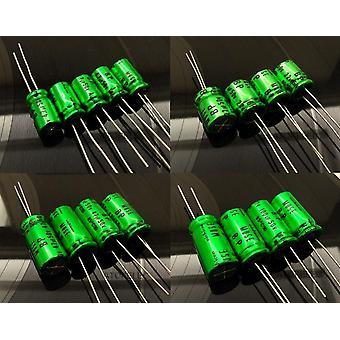 New Nichicon Muse Bp Es (bi)non Polar Bipolar Hifi Audio Capacitor 4.7uf/10uf/22uf/47uf/100uf 25v/50v