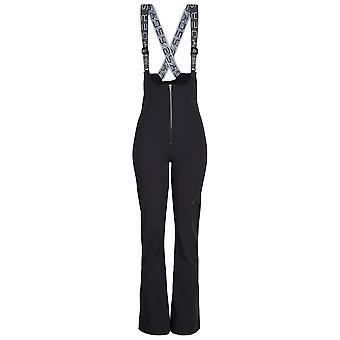 Spyder STRUTT BIB Dziewczyny Softshell Zimowe Spodnie Czarne