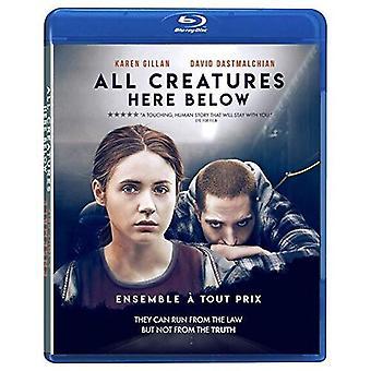 Alle skapninger her under [Blu-ray] USA import