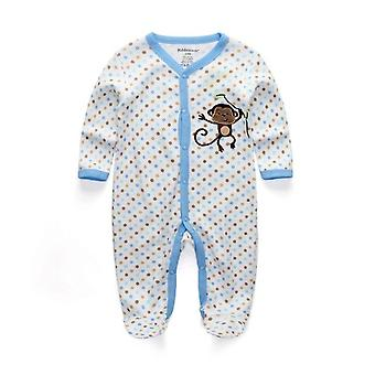 Newborn Baby Rompers, Long Sleeve Jumpsuit -outfits Clothing