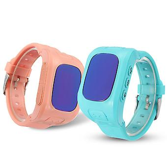 Anti Lost Children Kids Smart GPS LBS WIFI Tracker Wrist Watch SOS Call Phone
