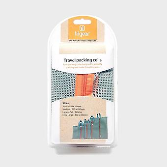 New Hi-Gear Travel Packing Orange