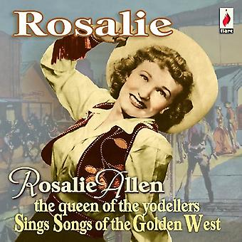 Rosalie Allen - Hollywood ténors / import USA divers [CD]