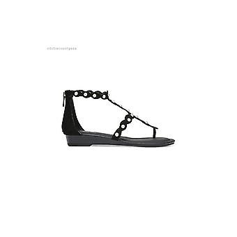 Bar III Womens Theressa Open Toe Casual T-Strap Sandals