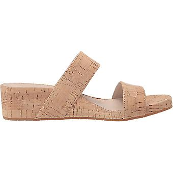 Kenneth Cole New York Women's Gia Low Wedge Slide Sandal