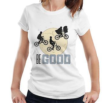 E.T. Classic Shot Be Good Women's Camiseta