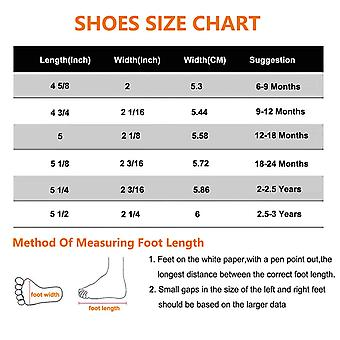 Bear Mall Infant Baby Girls Shoes Soft Rubber Sole Princess Dress Shoes Baby ...