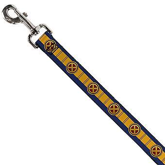 Cyclops X-Men Utility Strap 4-Foot Dog Leash