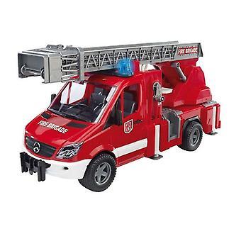 Fire Engine Mercedes Benz Sprinter Bruder (45 x 17 x 21 cm)