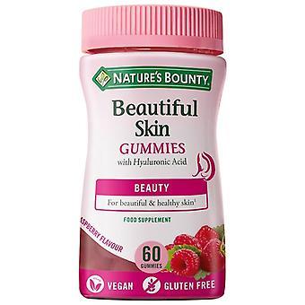 Natur's Bounty Beautiful Skin Gummies 60 (N77503)