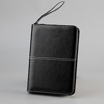Business Padfolio Folder Document Case Organizer