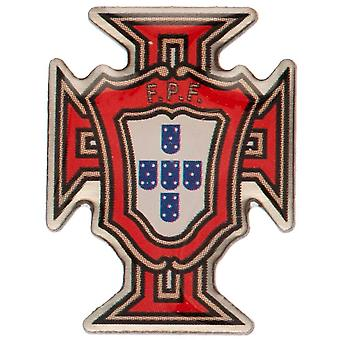 FPF Portugal Crest Badge