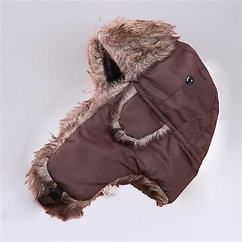 New Unisex Trapper Bomber Winter Warm Russian Trooper Ski Hat Men/women Cap