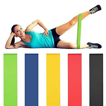 Gym Fitness Resistance Bands voor Yoga Stretch Pull Up