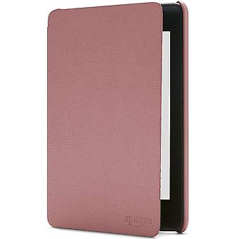 Amazon kindle paperwhite leather cover  compatible with 10th generation (2018 release), plum