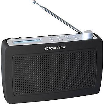 Roadstar TRA-886D+ راديو محمول DAB +, FM DAB+, FM أسود