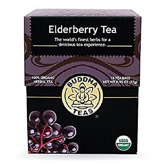 Buddha Organic Elderberry Herbal Tea