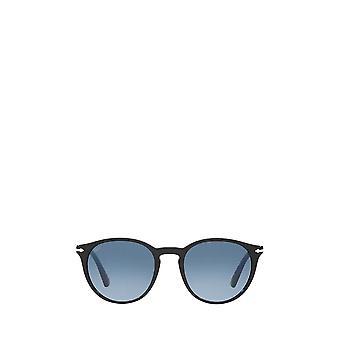 Persol PO3152S óculos escuros pretos masculinos
