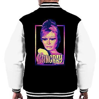 Stingray Marina Men's Varsity Jacket