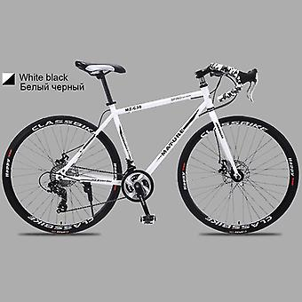 Aluminum Alloy Road Bicycle Two-disc Sand Ultra-light