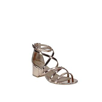 Material Girl | Inez Block-Heel Sandals