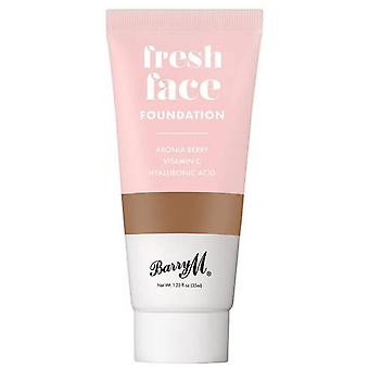 Barry M Fresh Face Liquid Foundation - Shade 14