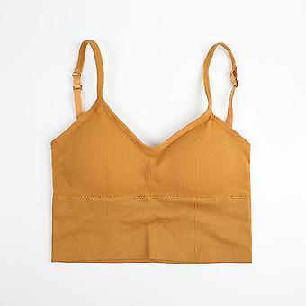 Top Tank Crop Top Seamless Underwear Female Crop Tops Sexy Lingerie Intimates