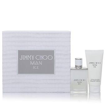 Jimmy Choo Ice Gift Set By Jimmy Choo 1.7 oz Eau de Toilette Spray + 3.3 oz Shower Gel